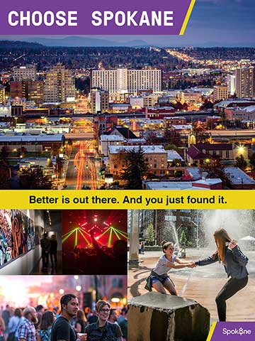 Choose Spokane Brochure