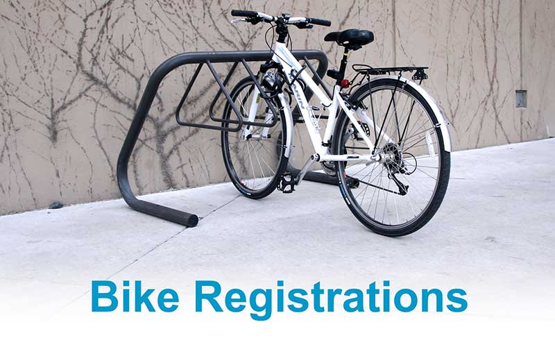 Bike Registrations
