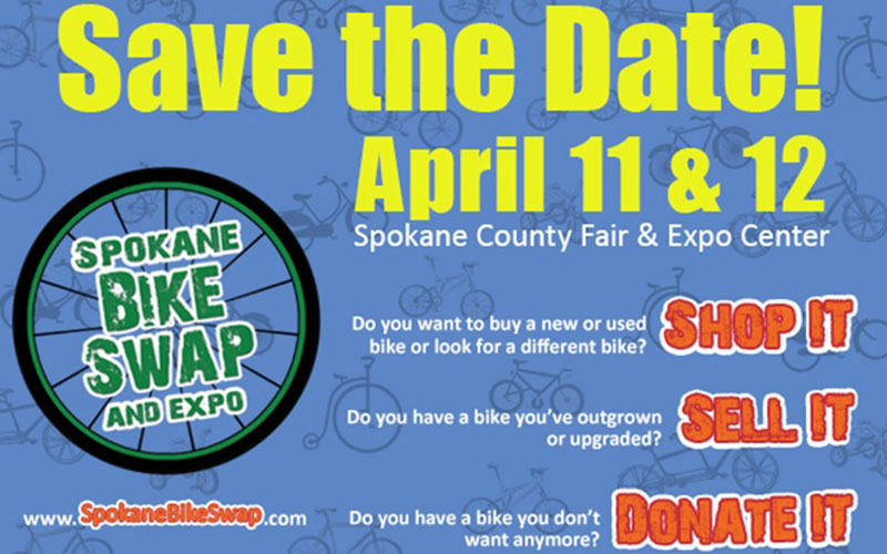 Bike Swap Flyer