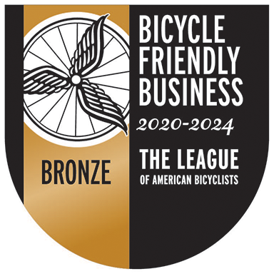 Bicycle Friendly Business Recognition