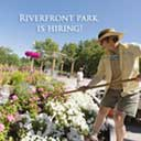 Riverfront Park is Hiring!