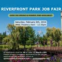 Riverfront Park to Host Job Fair
