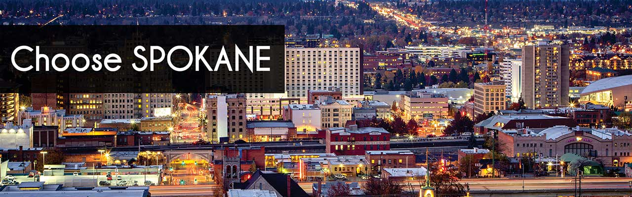 Choose Spokane