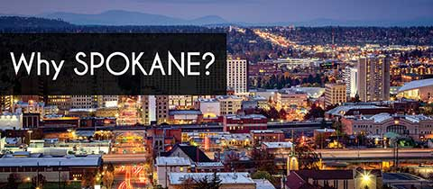 Why Spokane