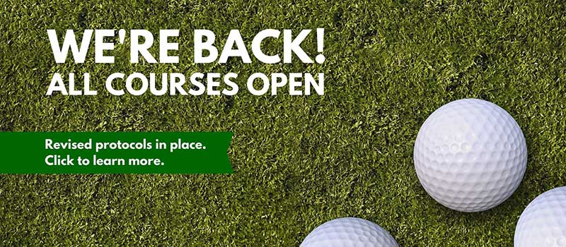 Golf Update - All Course Open