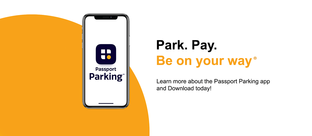 Passport Parking App
