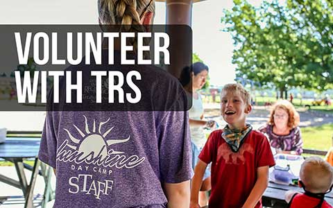 Volunteer with TRS
