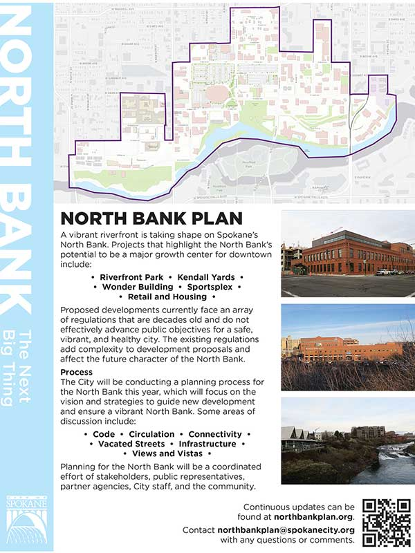 North Bank Plan Handout