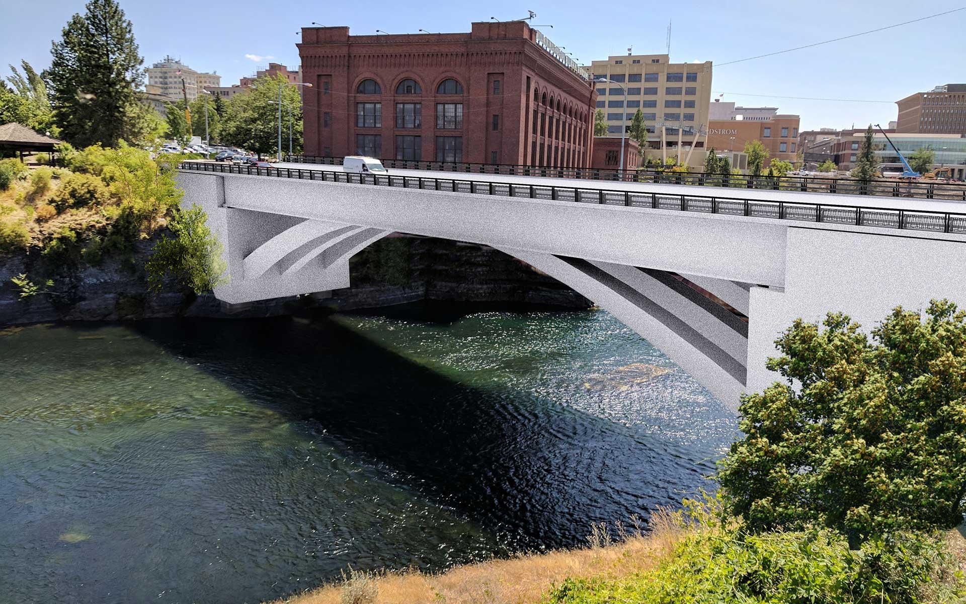 Help Select Design Elements For The Post Street Bridge