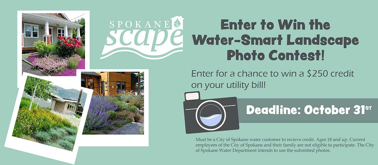 SpokaneScape Photo Contest