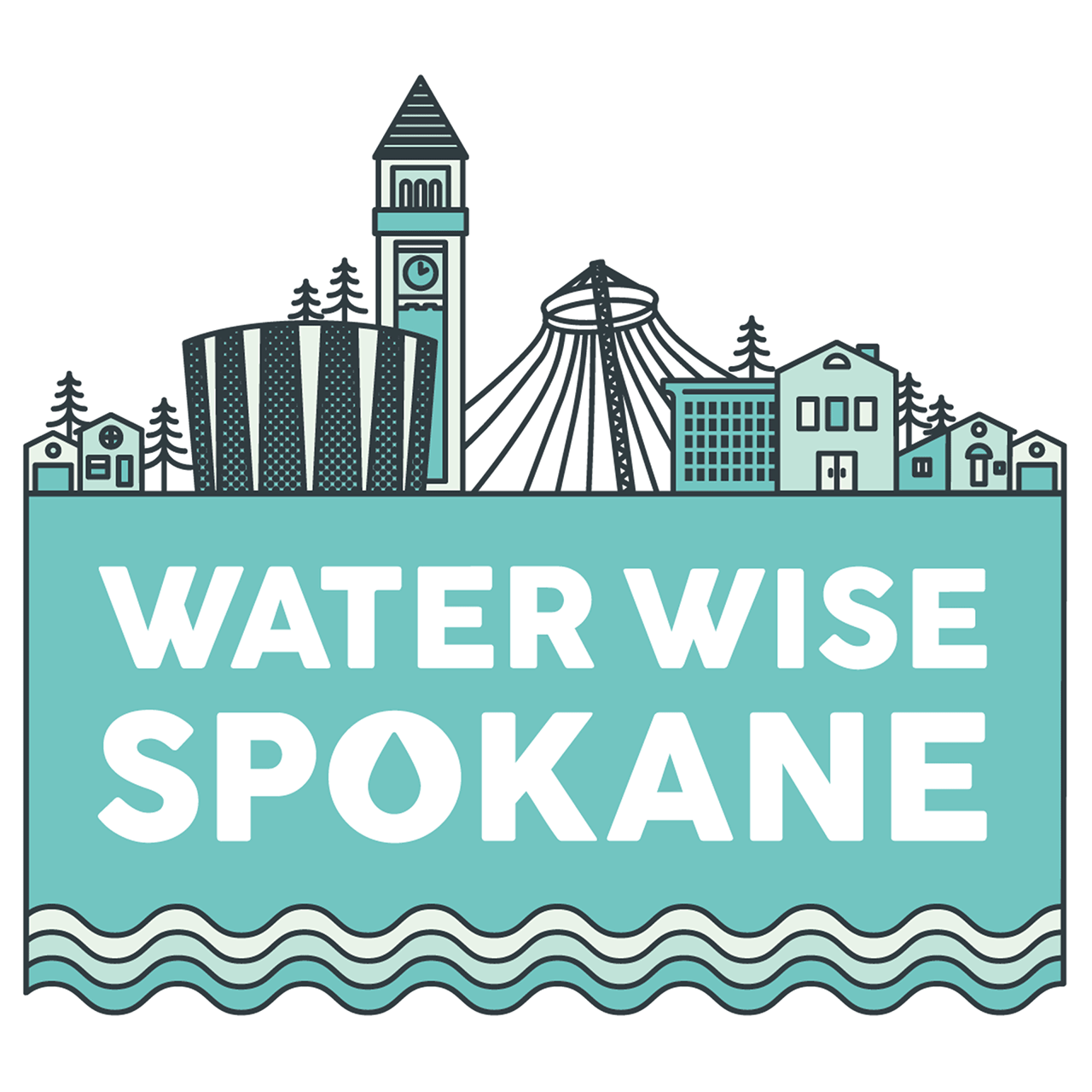 Water Wise Spokane Logo
