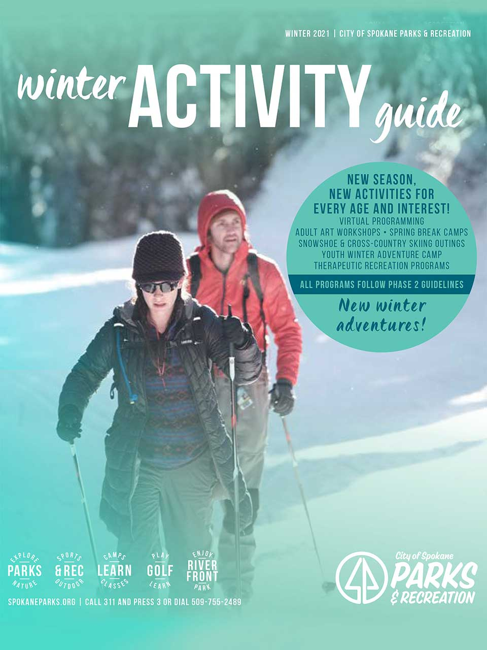 2021 Winter Activity Guide