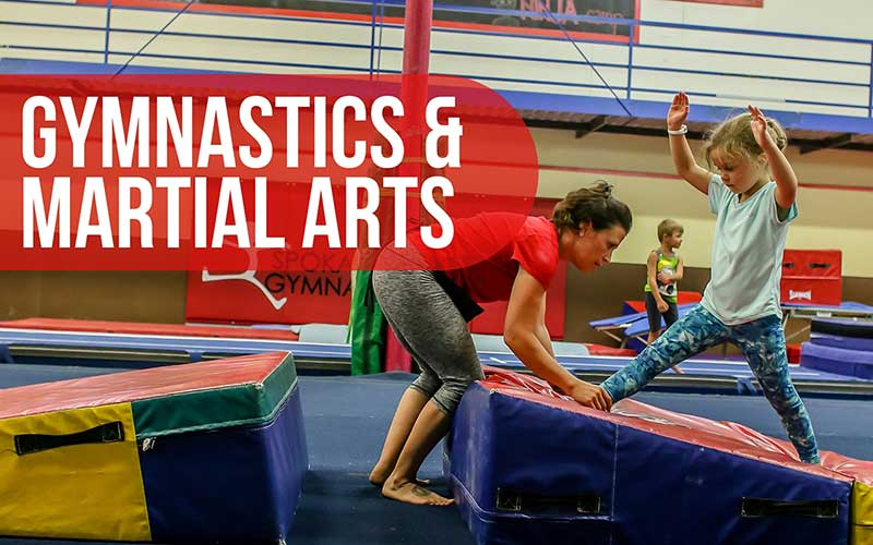 Gymnastics & Martial Arts