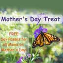 FREE Day Passes on Mother's Day at Riverfront Park!