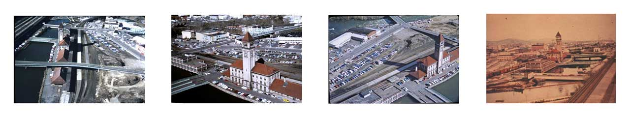 RFP Historical Clocktower photo collage