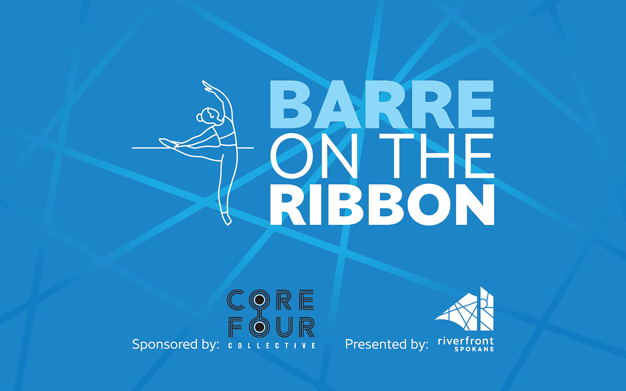 Barre on the Ribbon