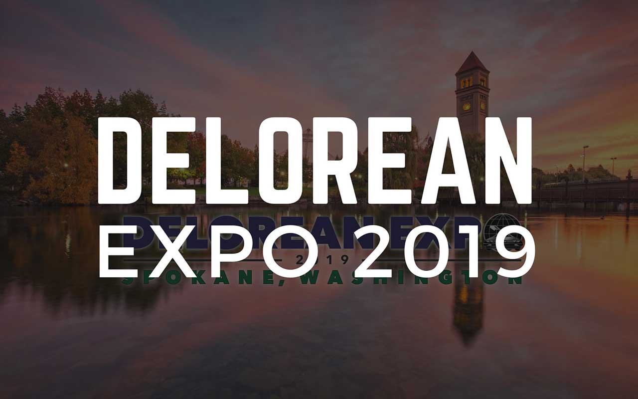DeLorean Expo 2019