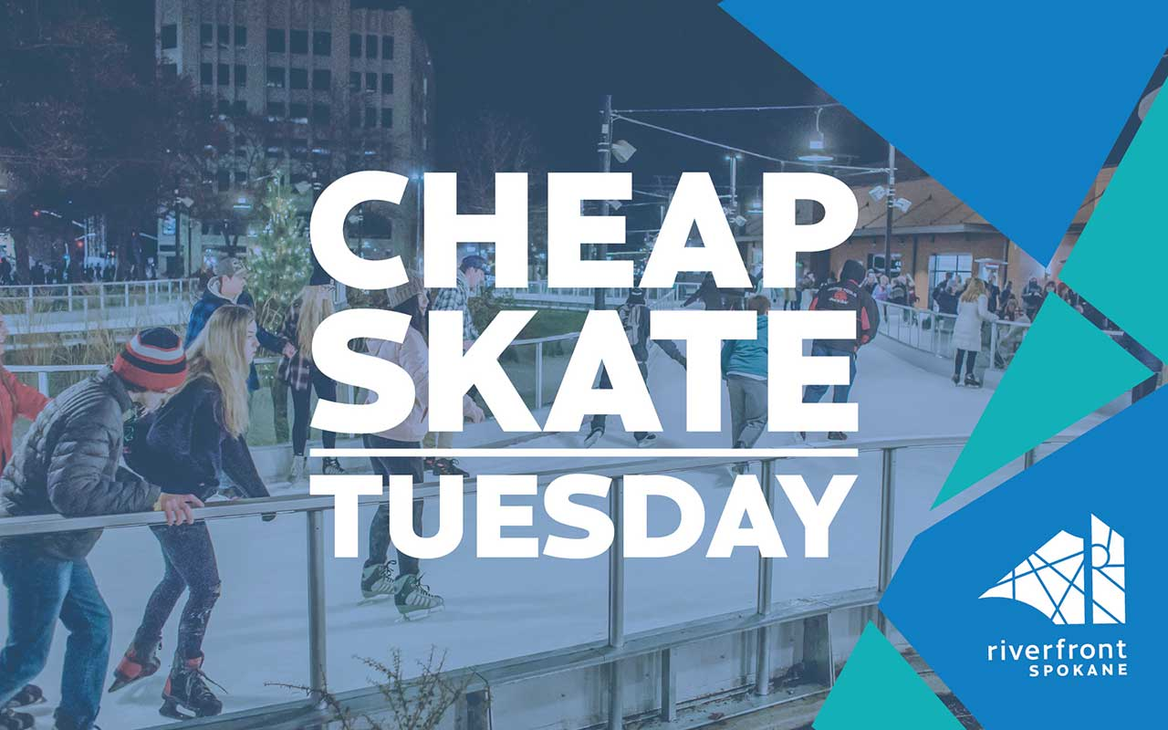 Cheap Skate Tuesday