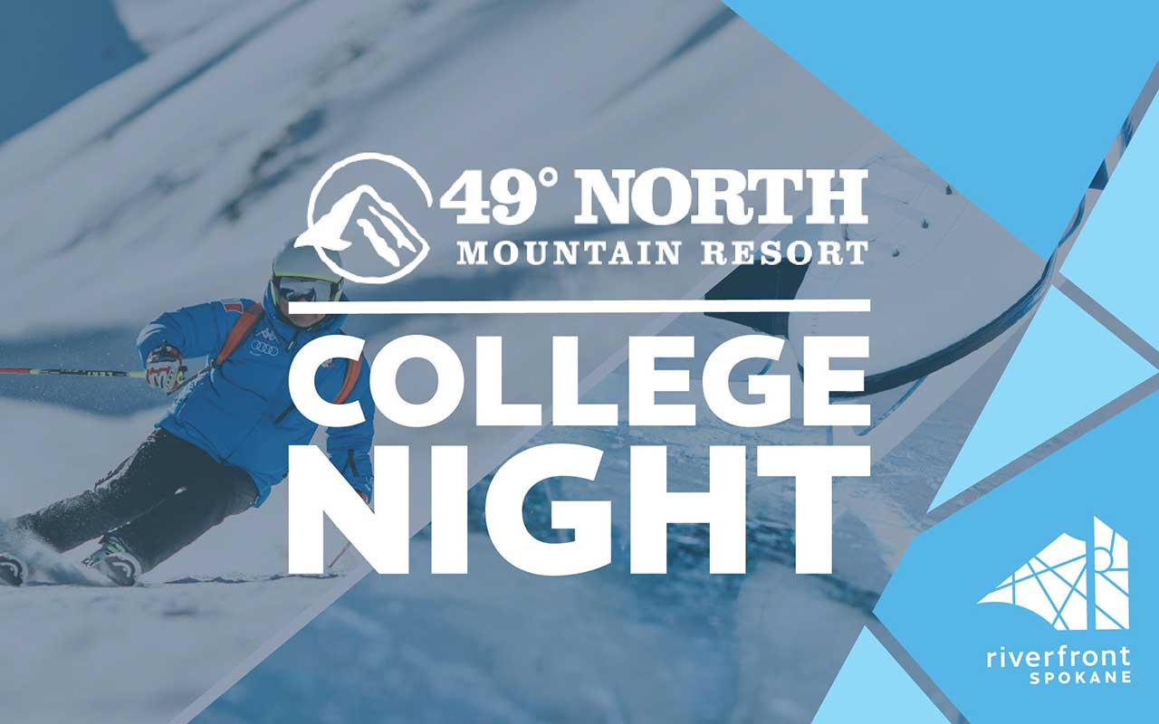 49 degrees north college night
