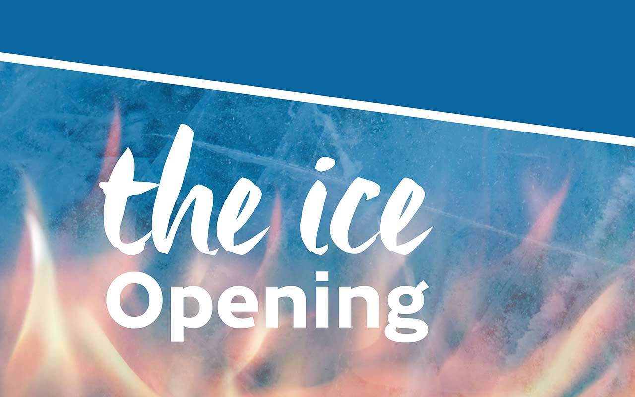 Ice Ribbon Opening