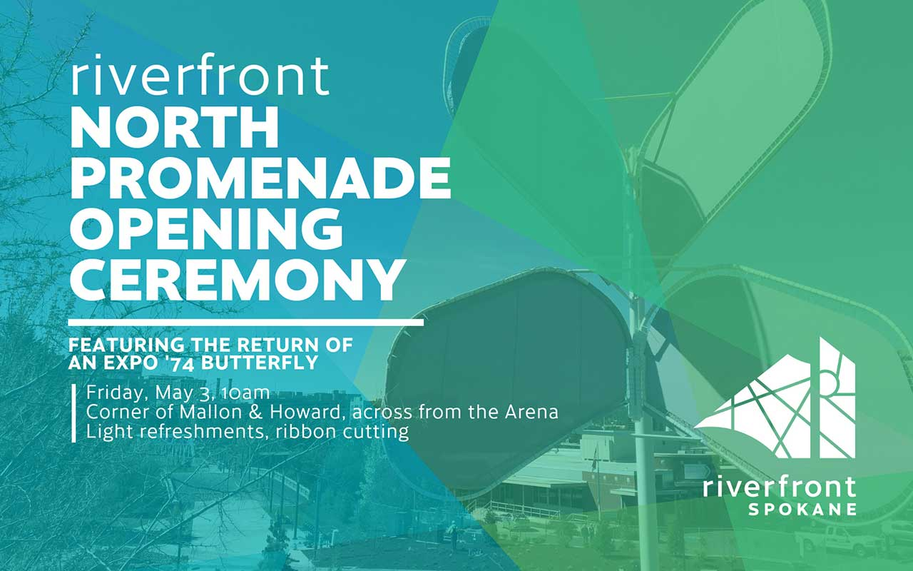 North Promenade Opening Ceremony