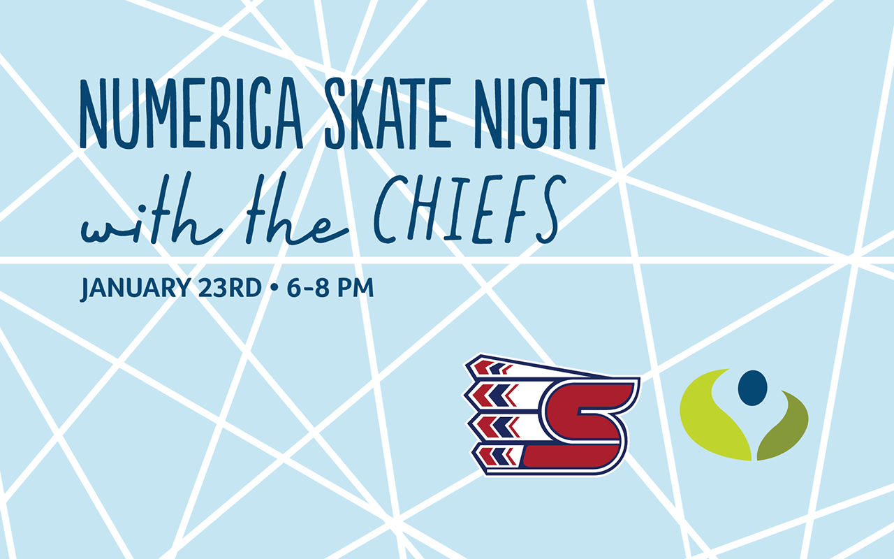 Numerica Night with Chiefs
