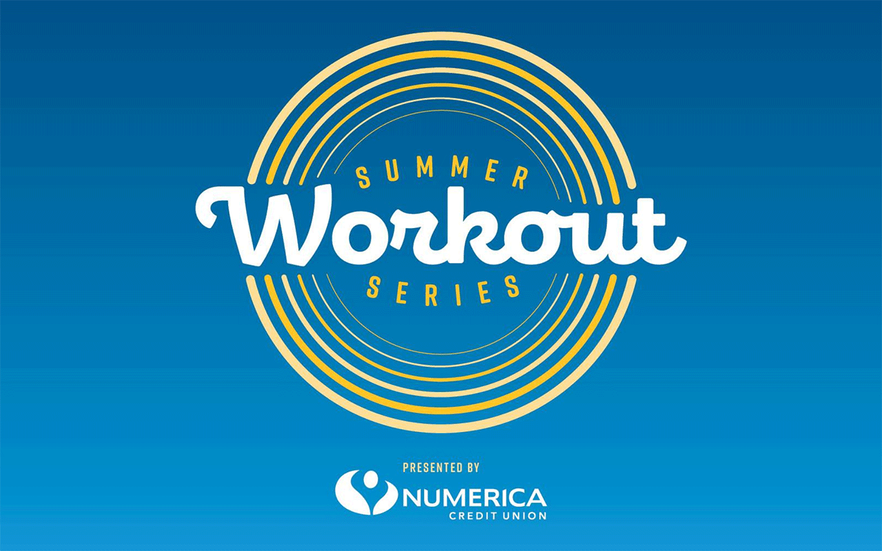 Numerica Summer Workout Series
