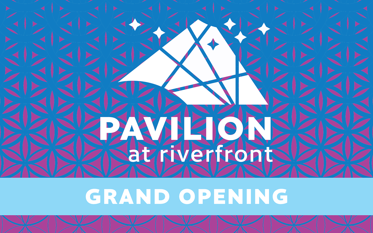 Pavilion Grand Opening