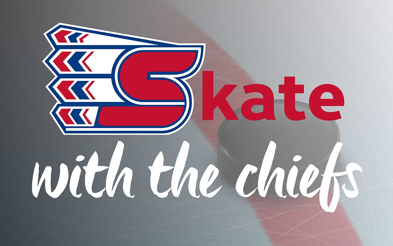 Skate with the Chiefs