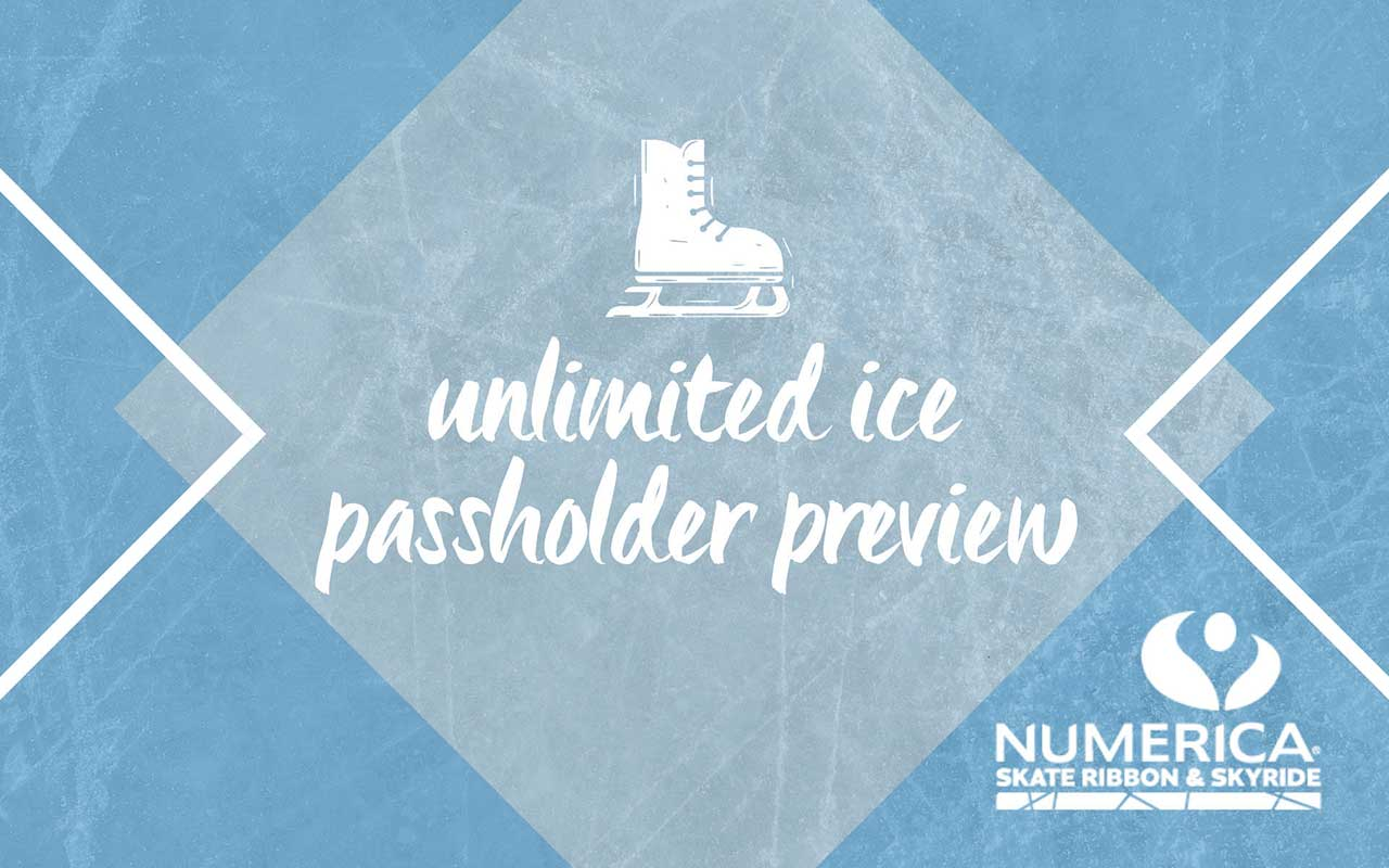 Unlimited Ice Passholder Preview