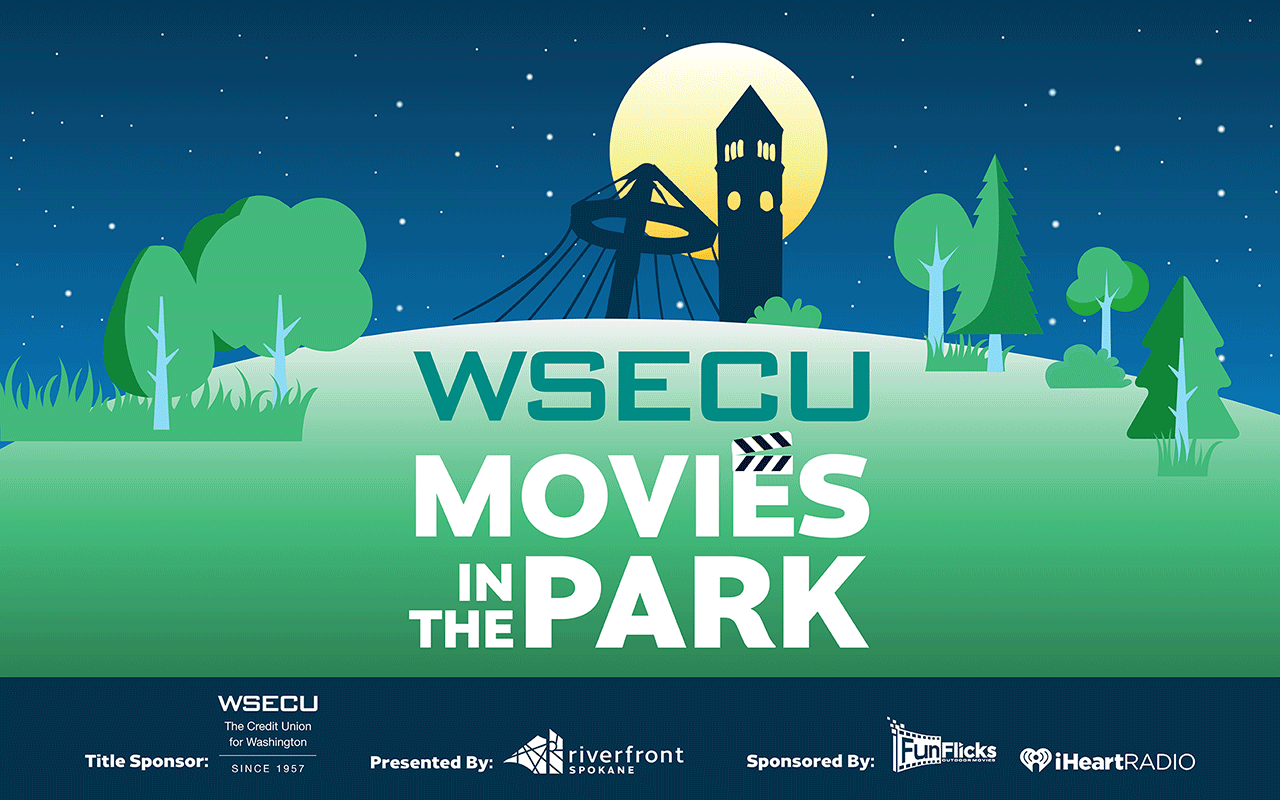 WSECU Movies in the Park