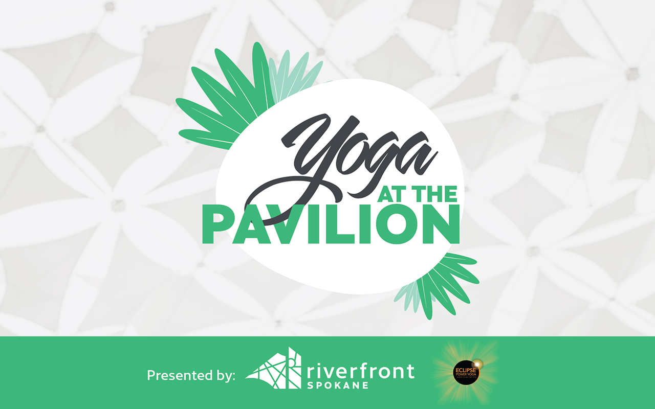 Yoga at the Pavilion