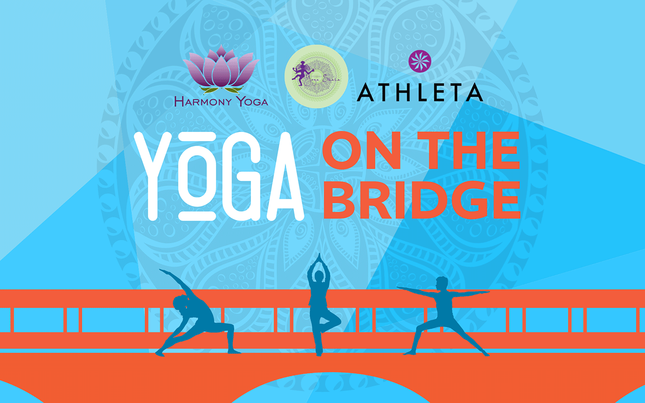Yoga on the Bridge