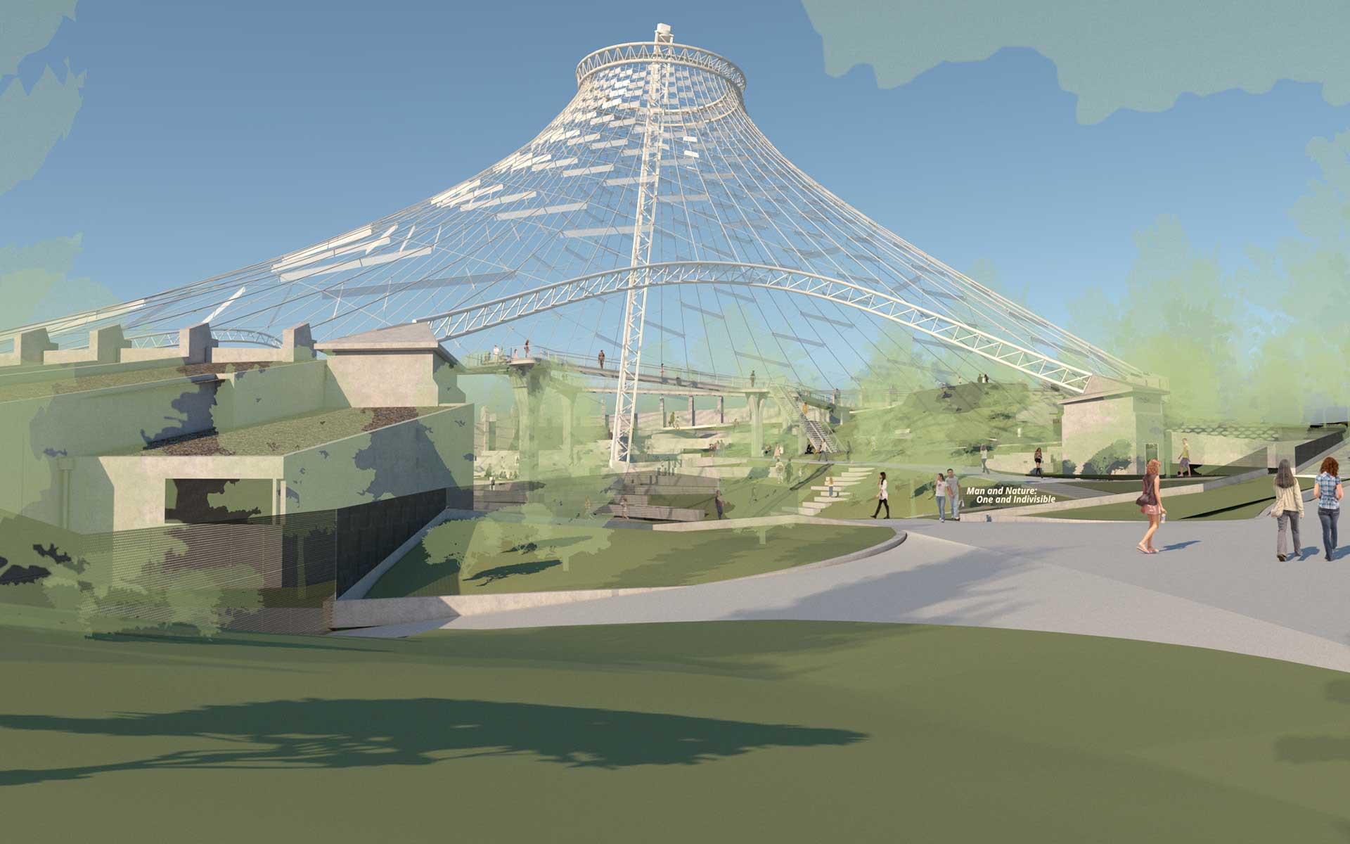 U S  Pavilion & Event Shelters - City of Spokane, Washington