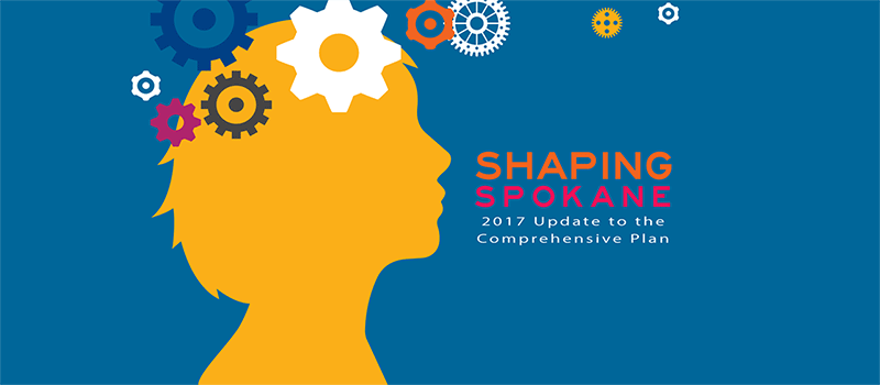 Shaping Spokane 2017 Comp Plan Updates