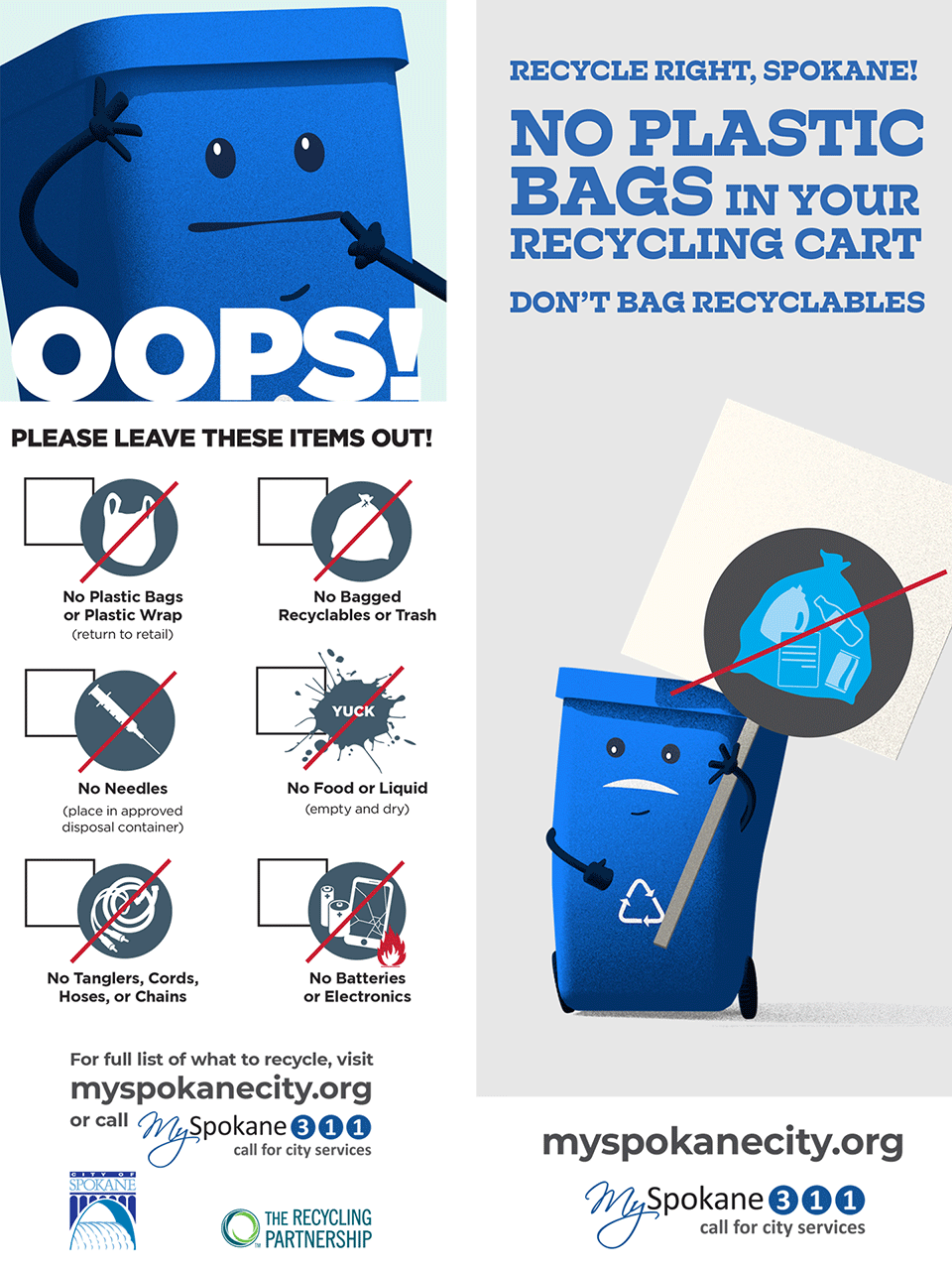 Recycle Right Brochure