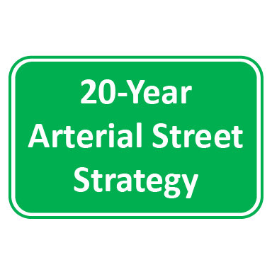 20 Year Strategy Sign