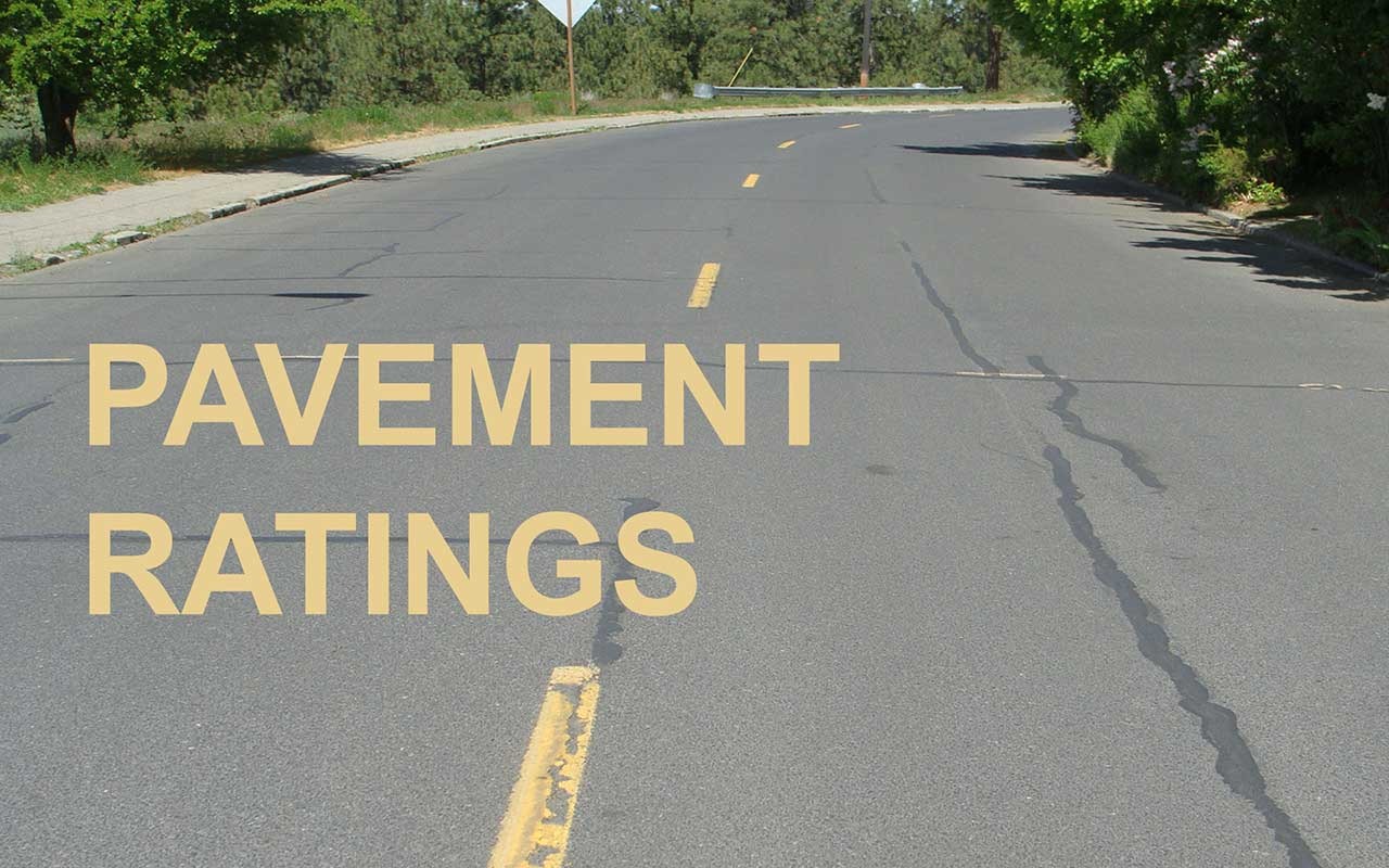 Pavement Ratings