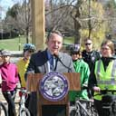 Cleaning, oversight, parks and biking