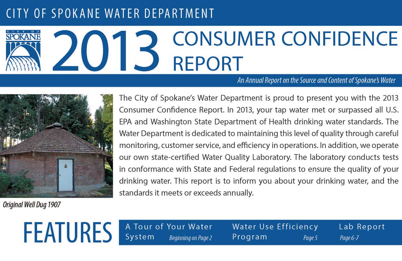 Standards For Protecting Drinking Water Quality