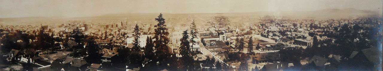 1911 Historic Spokane Photo