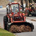 City of Spokane Begins annual Fall Leaf Pickup