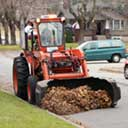 Leaf pickup begins in Spokane