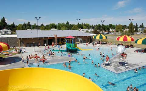 Shadle Aquatic Center