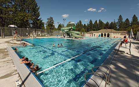Comstock Aquatic Center
