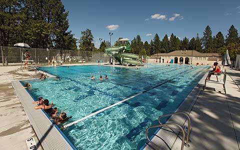Aquatic recreation city of spokane washington - Washington park swimming pool hours ...