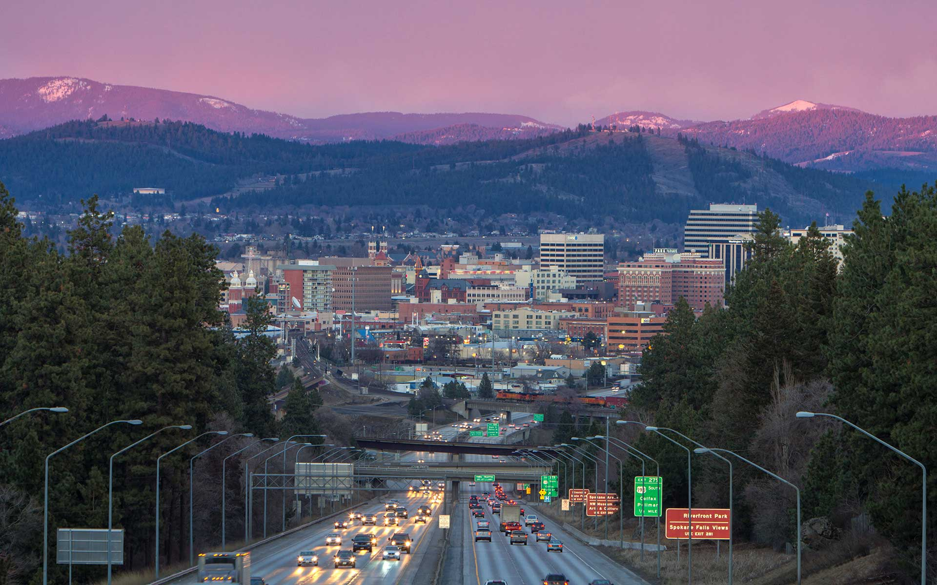 engage with us about the state of the city city of spokane washington