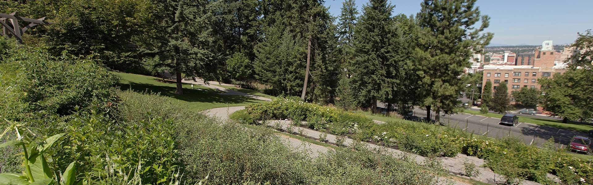 Moore-Turner Heritage Gardens - City of Spokane, Washington