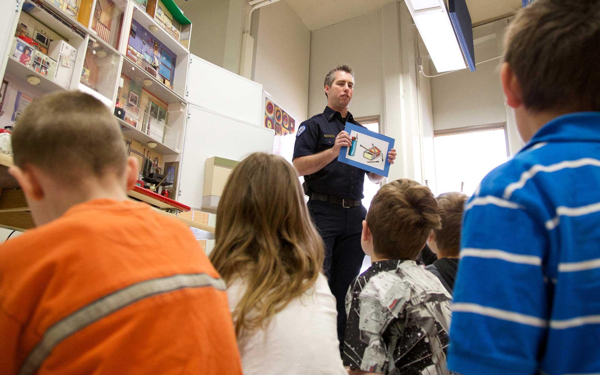 Fire Prevention City Of Spokane Washington
