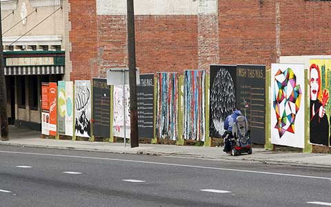 Mobile Murals Variety